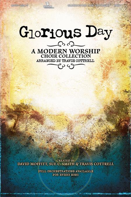 Glorious Day (Split Track Accompaniment CD)