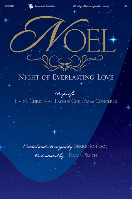 Noel - Night Of Everlasting Love (Orchestra Parts and Conductor's Score, CD-ROM)