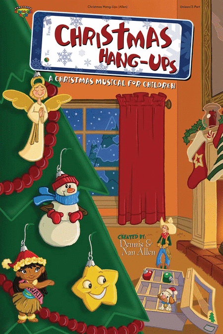 Christmas Hang-Ups (Choral Book) Sheet Music By Dennis Allen ...