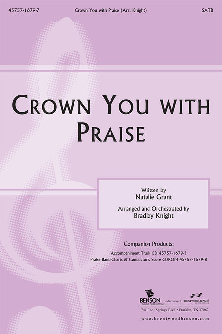 Crown You With Praise (Orchestra Parts and Conductor's Score, CD-ROM)