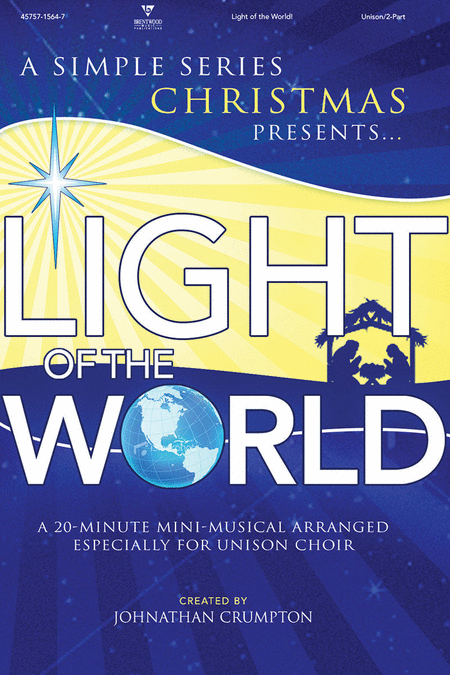 Light Of The World (Split Track Accompaniment CD)