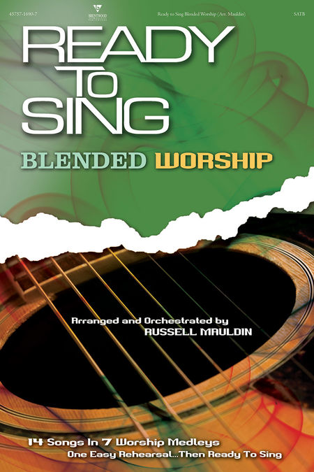 Ready To Sing Blended (CD Preview Pack)
