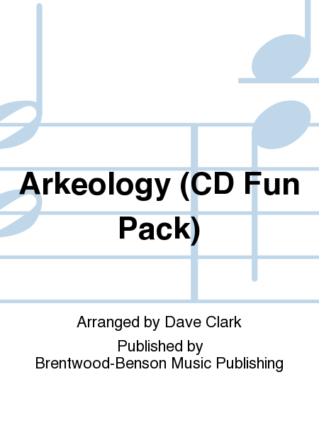 Arkeology (CD Fun Pack)