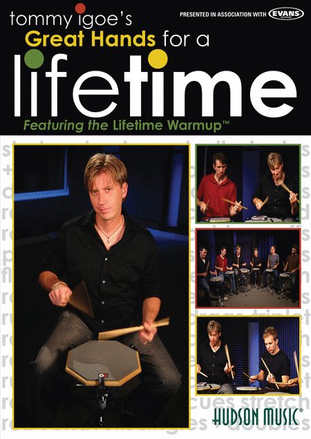Tommy Igoe - Great Hands for a Lifetime
