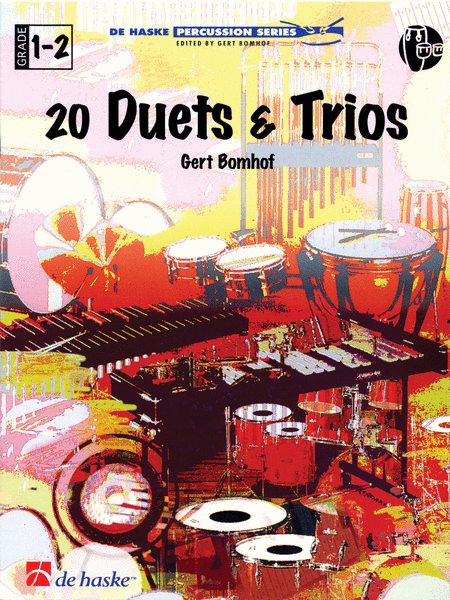 Twenty Duets and Trios Percussion Ensemble