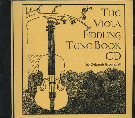 The Viola Fiddling Tune Book CD