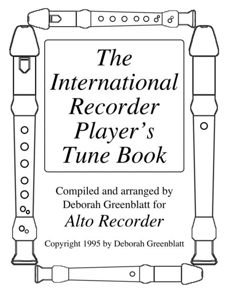 The International Recorder Player's Tune Book Vol. II for 2 alto recorders