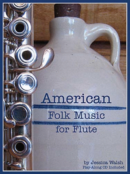 American Folk Music For Flute