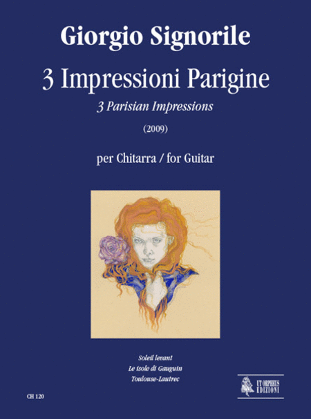 3 Impressioni Parigine (3 Parisian Impressions)