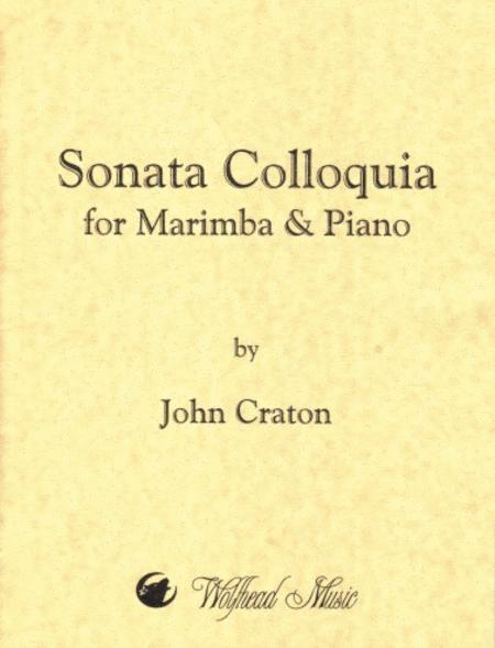 Sonata Colloquia for Marimba & Piano