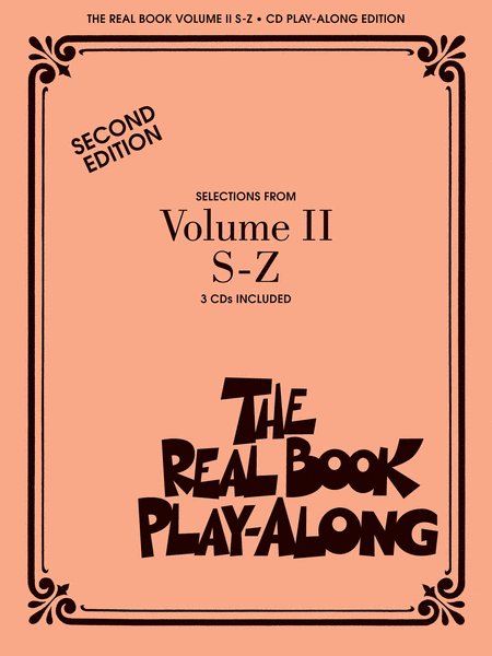 The Real Book Play-Along - Volume II