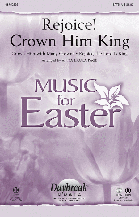 Rejoice! Crown Him King - ChoirTrax CD