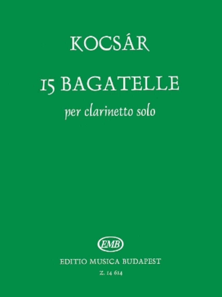 15 Bagatelle
