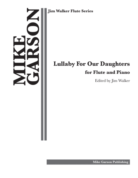 Lullaby For Our Daughters