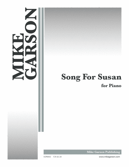 Song For Susan