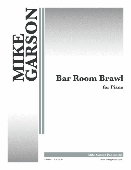 Bar Room Brwl