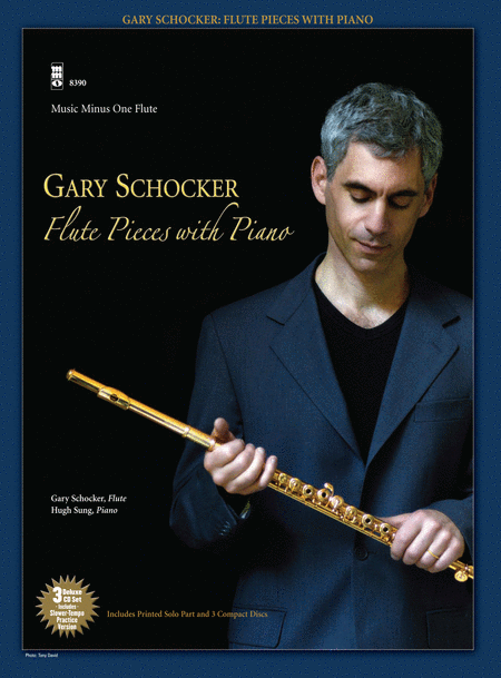 Gary Schocker - Flute Pieces with Piano