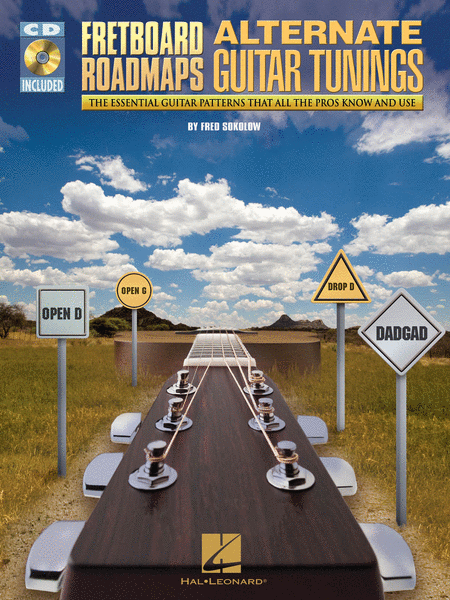 Fretboard Roadmaps - Alternate Guitar Tunings