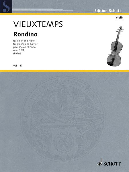 Rondino, Op. 32, No. 2