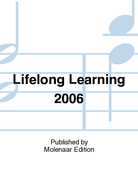 Lifelong Learning 2006
