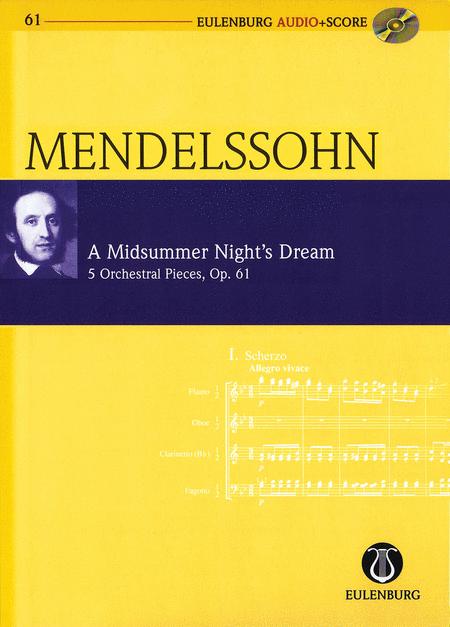 A Midsummer Night's Dream, Op. 61