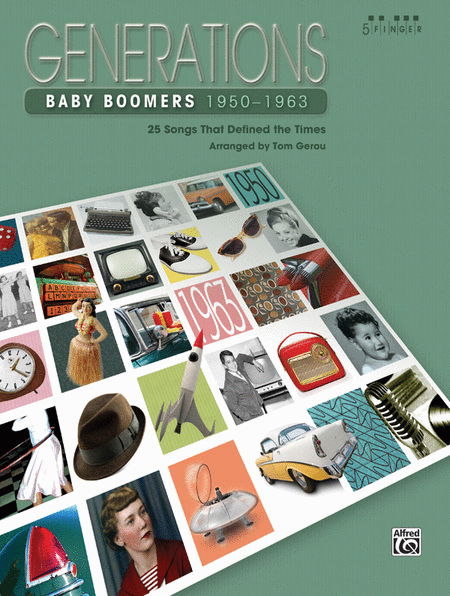 Generations -- Baby Boomers (1950--1963), Book 1