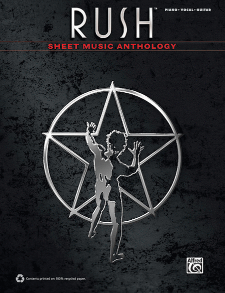 Rush -- Sheet Music Anthology