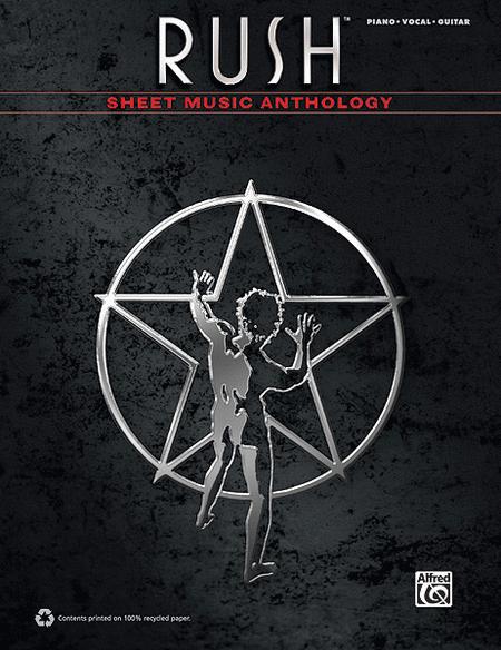 Rush -- Sheet Music Anthology