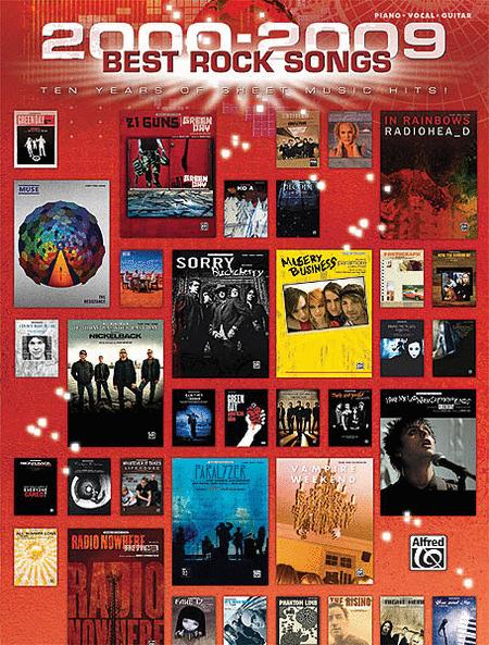 2000-2009 Best Rock Songs