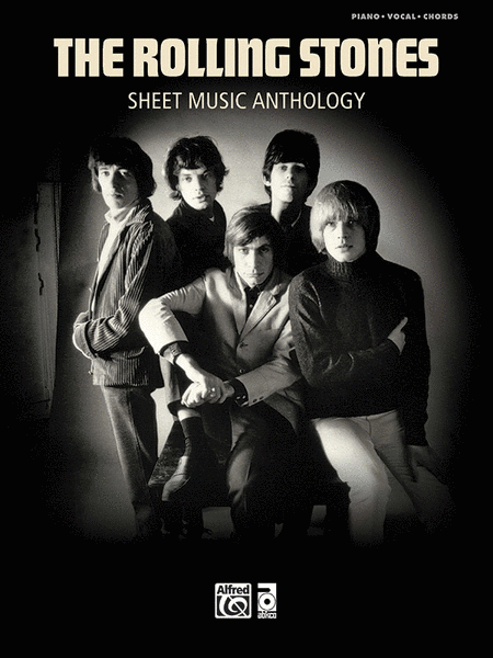 Rolling Stones -- Sheet Music Anthology