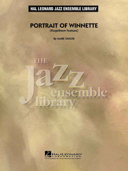 Portrait of Winnette