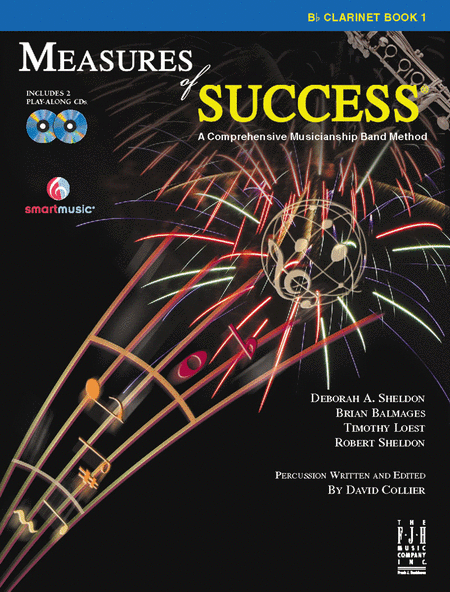 Measures of Success: Clarinet Book 1