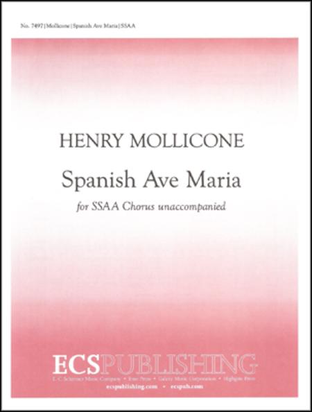 Spanish Ave Maria