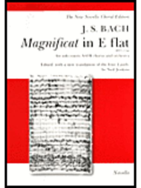 J.S. Bach: Magnificat In E Flat (Vocal Score)