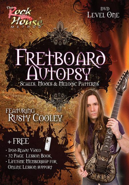 Rusty Cooley - Fretboard Autopsy