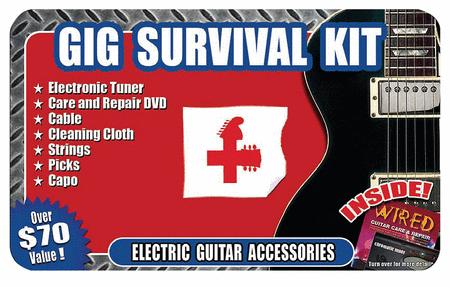 Gig Survival Kit for Electric Guitar