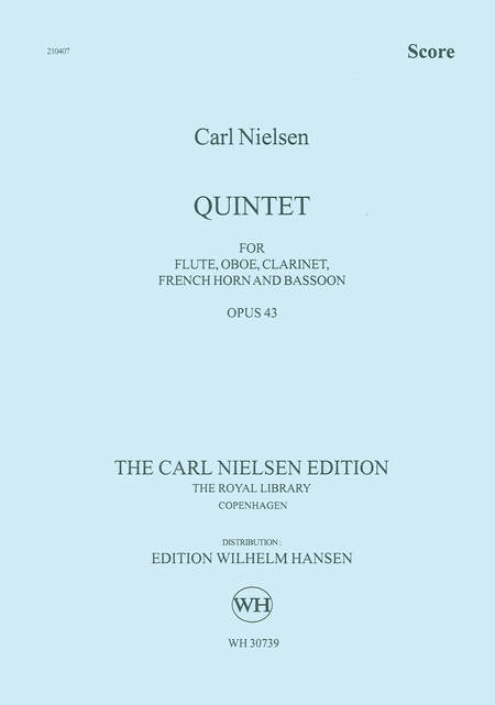 Quintet for Wind Op. 43