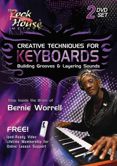 Bernie Worrell of Parliament - Creative Techniques for Keyboards
