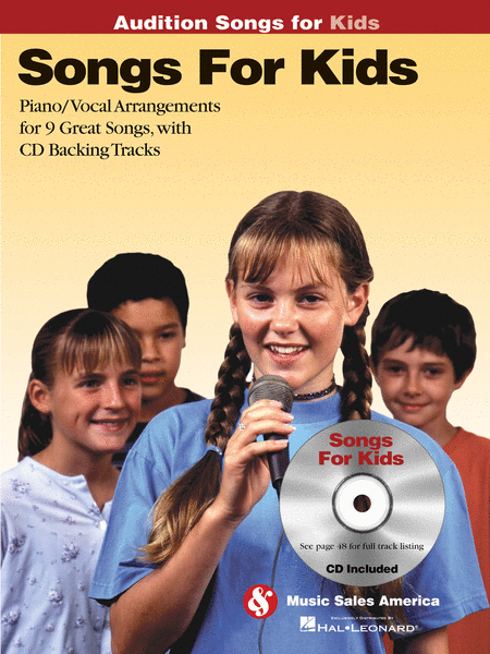 Songs for Kids - Audition Songs