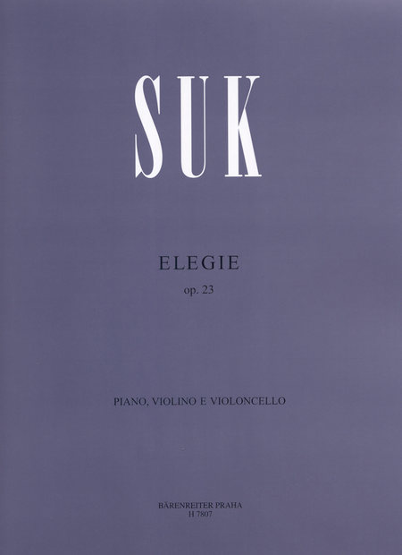 Elegie, Op. 23
