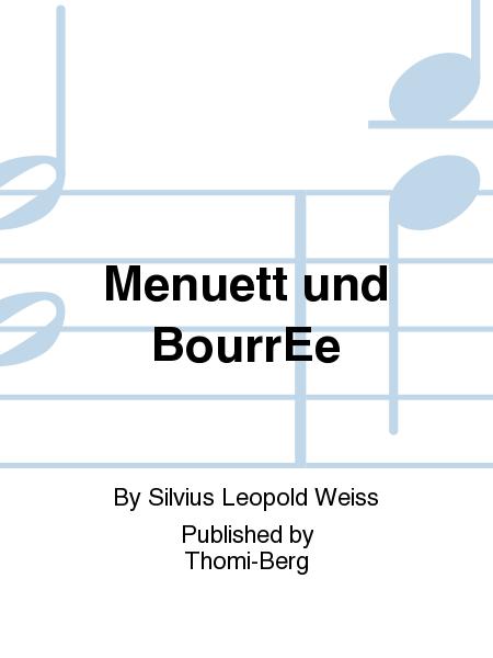 Menuett und BourrEe