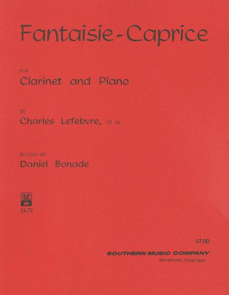 Fantaisie Caprice, Op. 118
