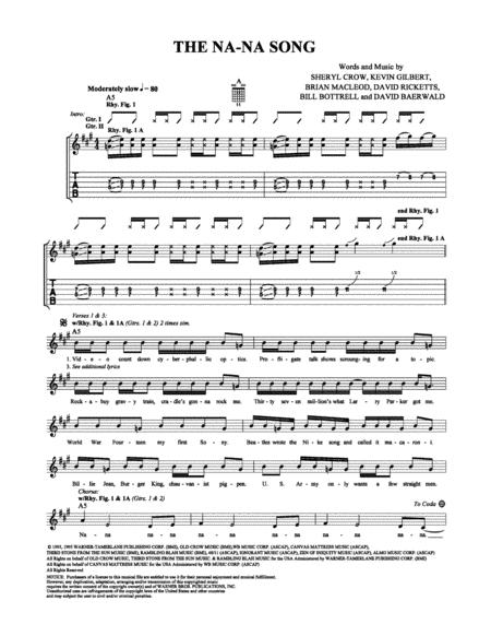 The Na-Na Song