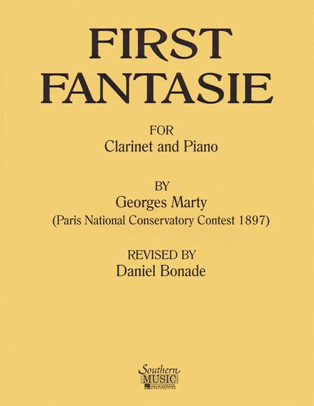 First Fantaisie (Fantasy) (Premier)