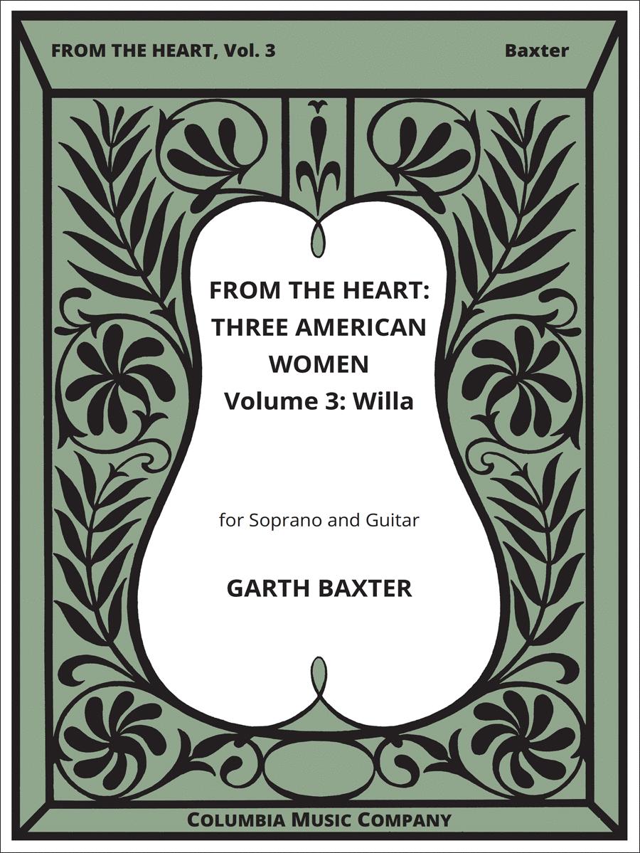 From the Heart:3 Amer.Women, Volume 3