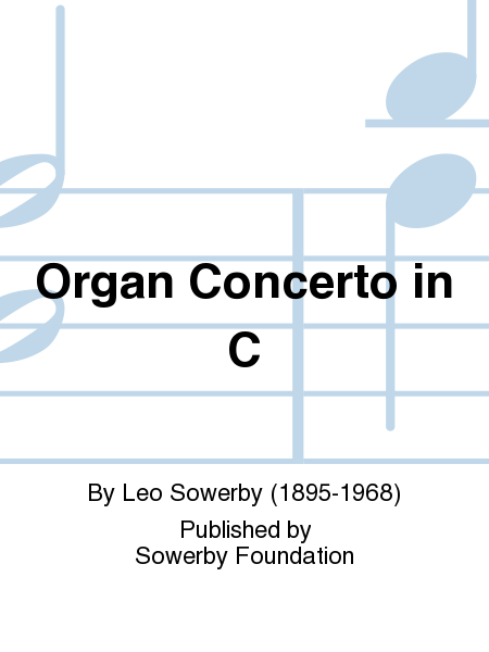Organ Concerto in C