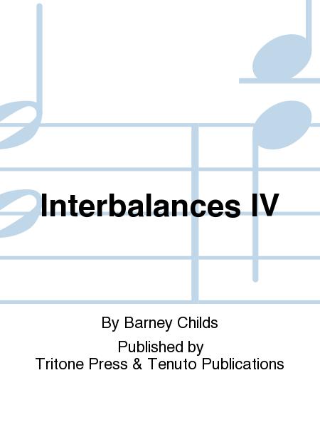Interbalances IV