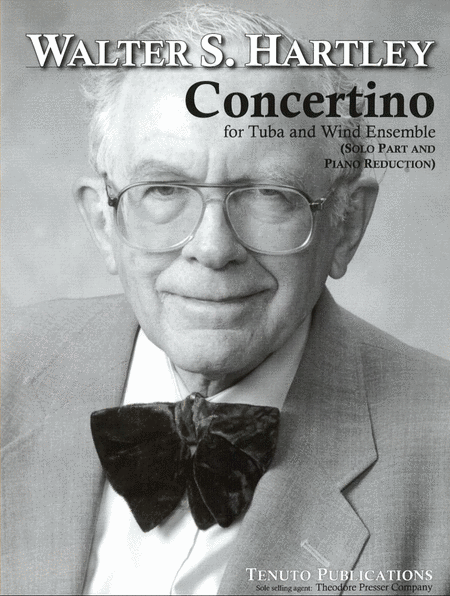 Concertino (Tuba-Piano Reduction)