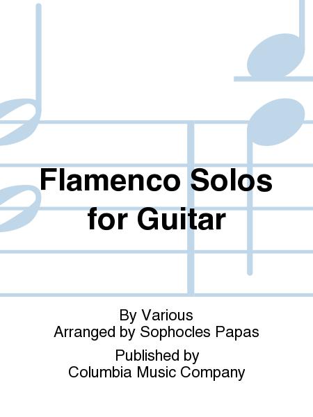 Flamenco Solos For Guitar