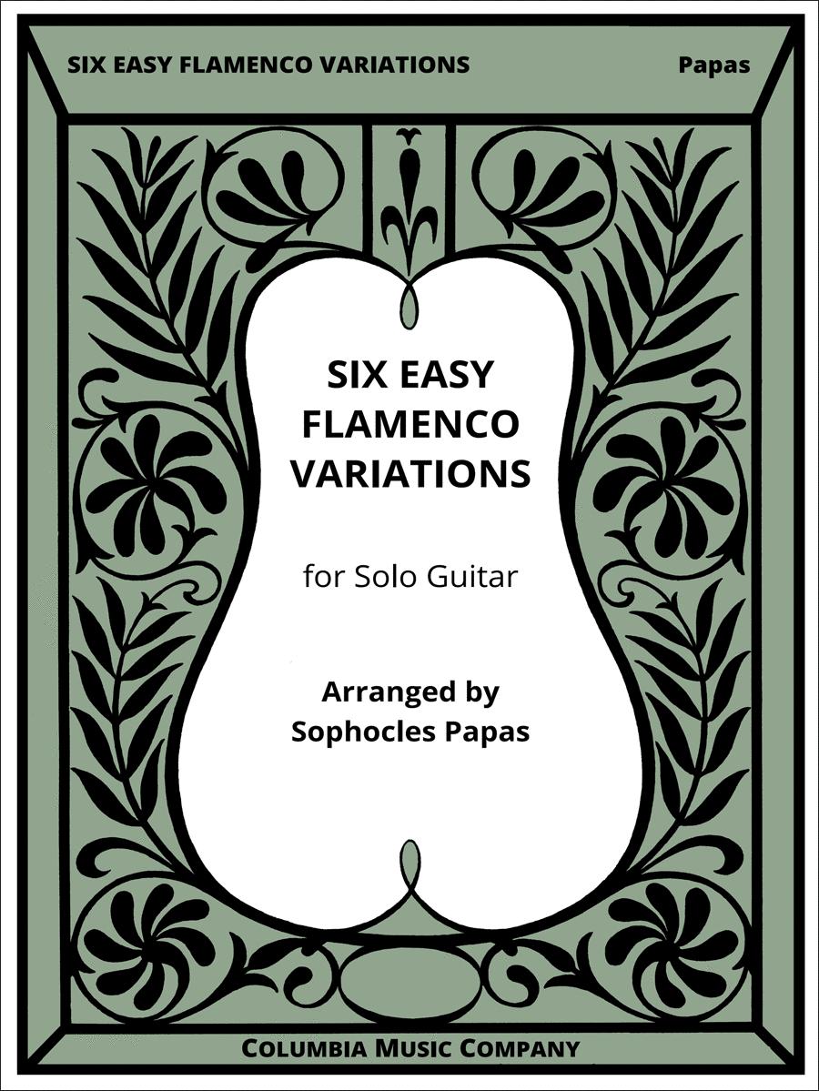Six Easy Flamenco Variations